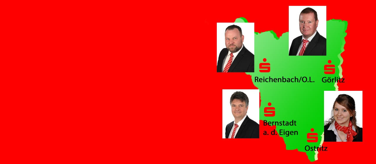 Immer in Ihrer Nähe - Unsere Experten des Immobilien-Centers Görlitz